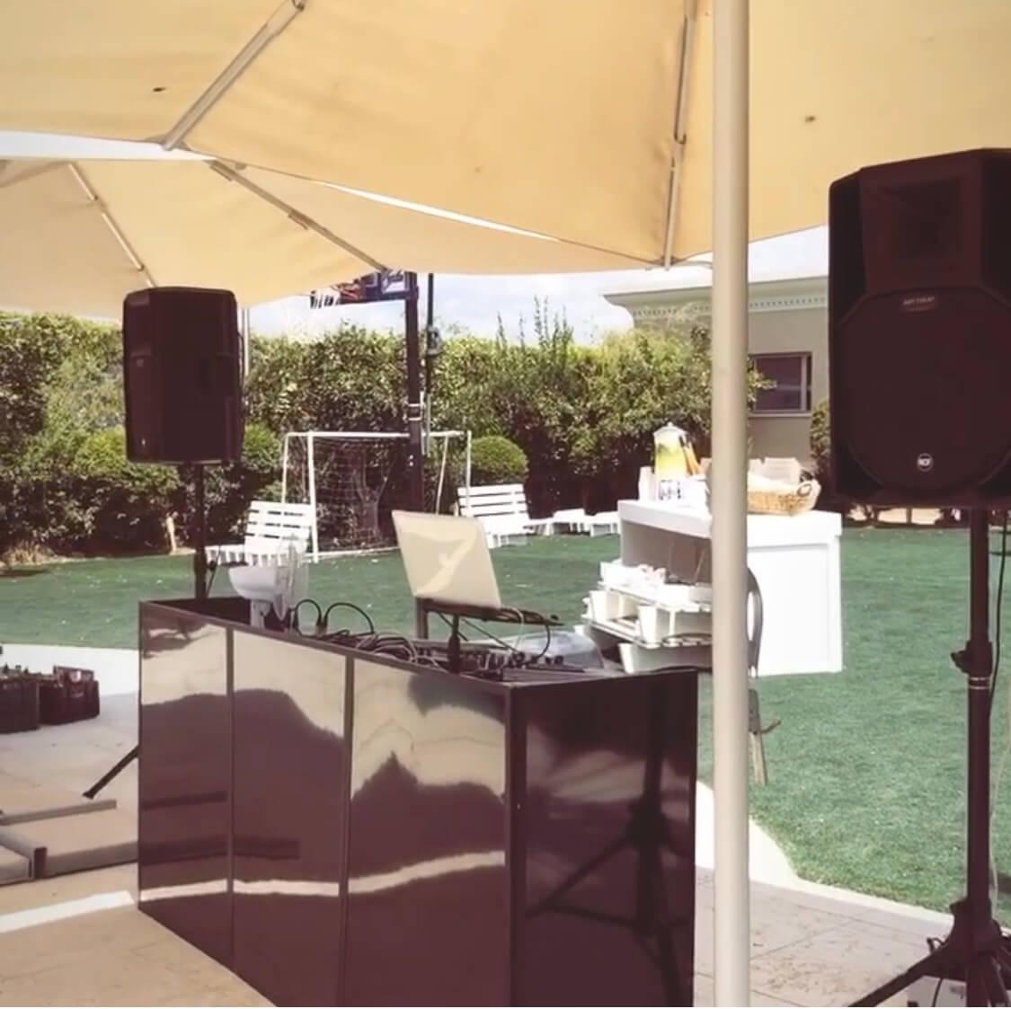 די ג׳יי למסיבת רווקות